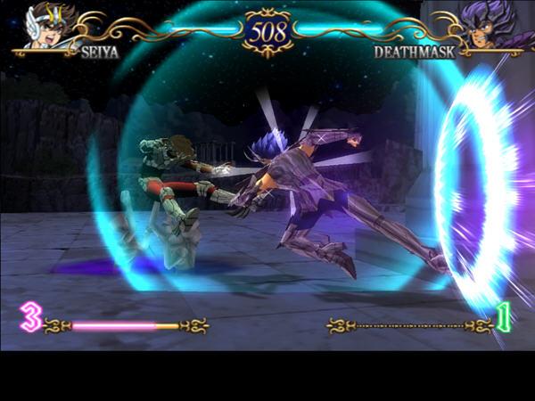 圣斗士冥王篇PC版截图4