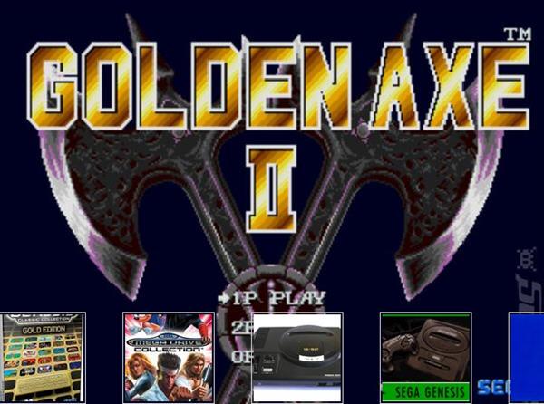 世嘉经典游戏合集黄金版截图2