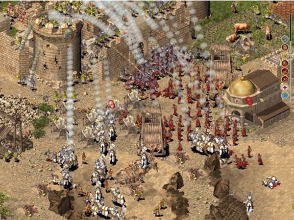 要塞十字军东征截图1