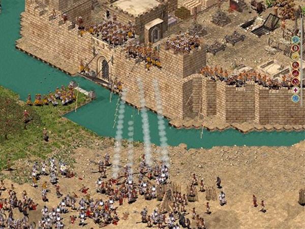 要塞十字军东征截图2