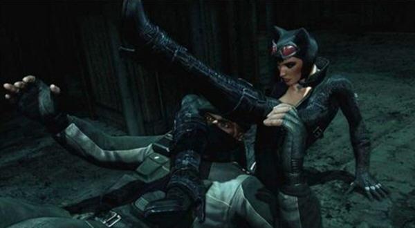 蝙蝠侠:阿甘之城截图3