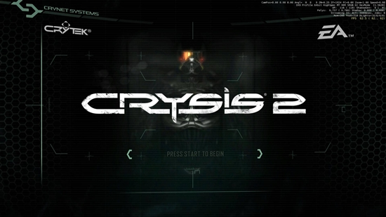 危机降临 《孤岛危机2》全套开辟版文档泄露