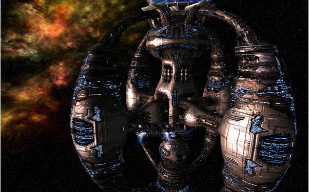 星际城市四部曲之星际传奇截图0