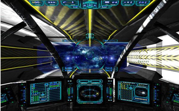 星际城市四部曲之星际传奇截图2