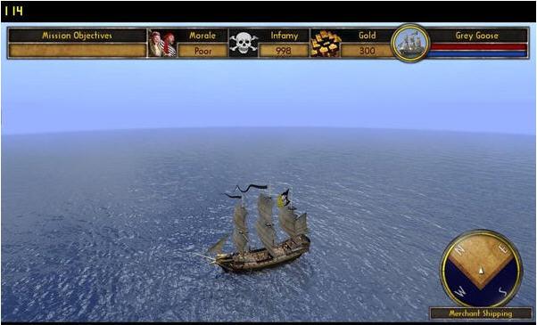 海盗:臭名昭著截图0