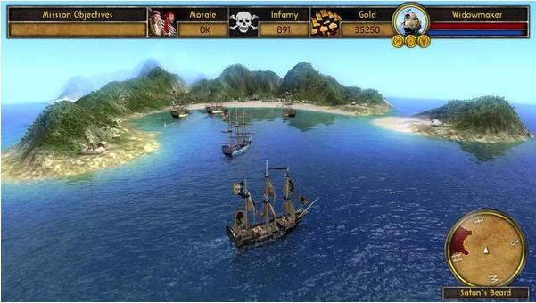 海盗:臭名昭著截图2