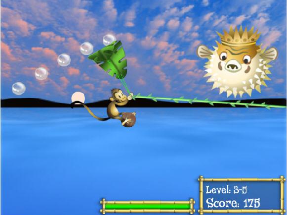 猴岛故事 第一章:啸鲸起航截图0