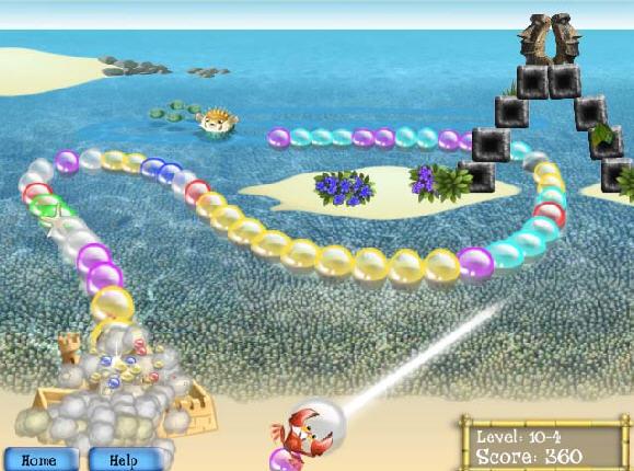 猴岛故事 第一章:啸鲸起航截图1