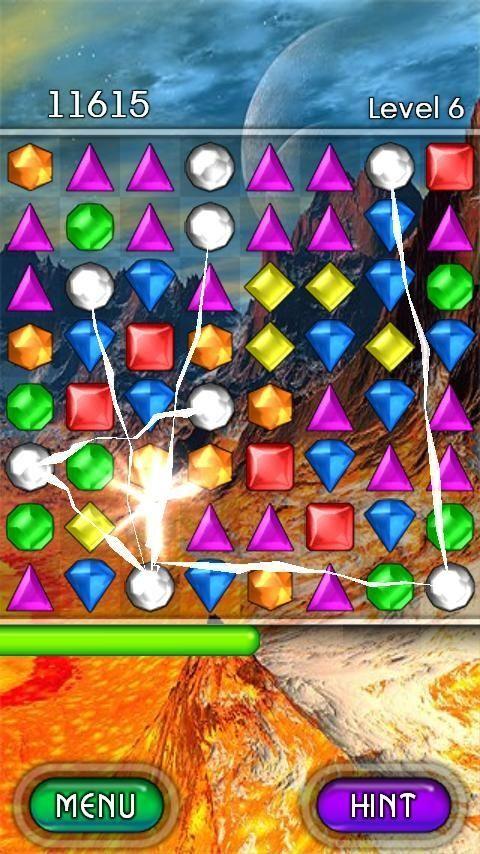 Android苦等终得《宝石迷阵2》