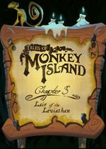 猴岛故事第三章(猴岛传奇)