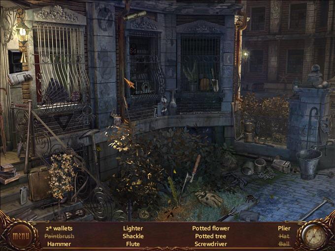 吸血鬼传说:潘多拉之盒截图1