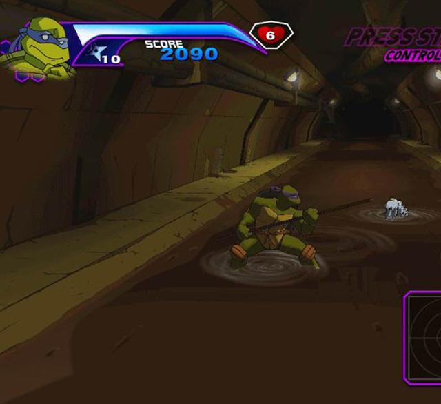 忍者神龟截图0