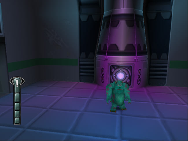 怪物公司:恐吓岛截图2
