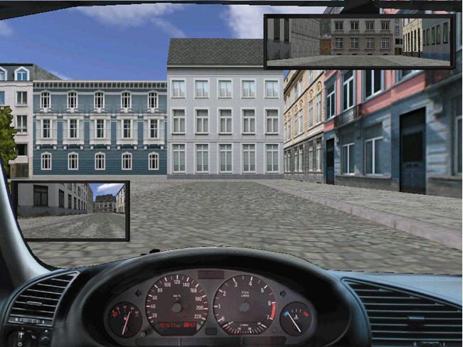 3D模拟驾校截图0