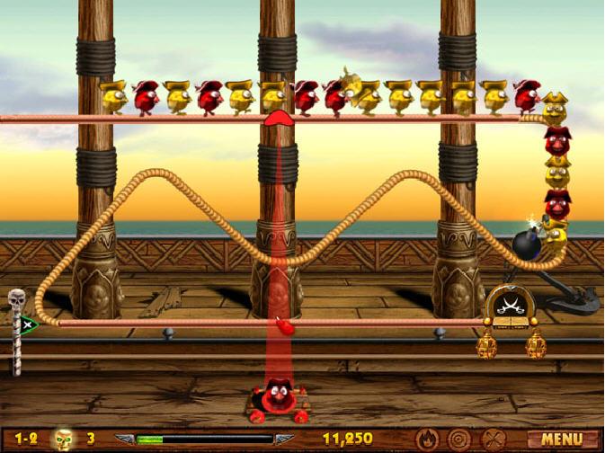 海盗酷鸟截图1