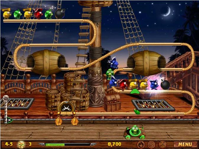海盗酷鸟截图2