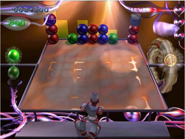 超级3D泡泡龙截图1