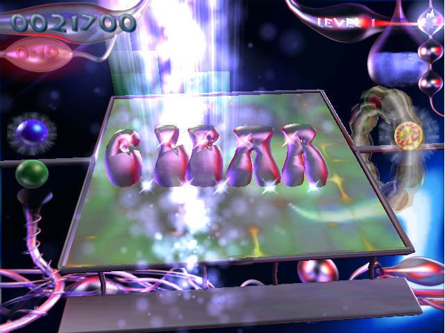 超级3D泡泡龙截图2