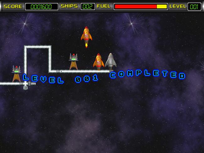 宇宙空投战截图0