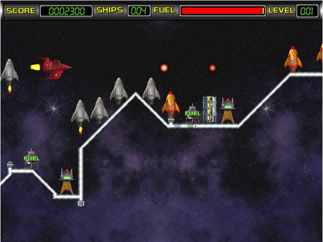宇宙空投战截图1