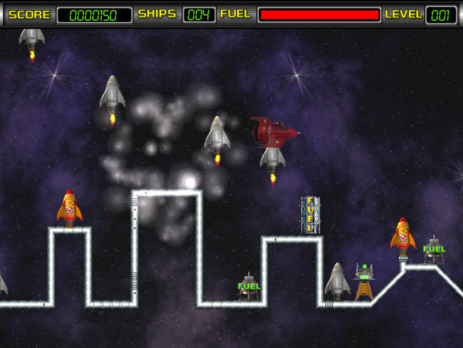 宇宙空投战截图2