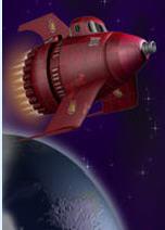 宇宙空投战(Space Skramble)硬盘版