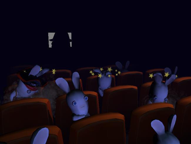 雷曼:疯狂兔子2截图0