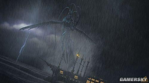 可怜的在线人数 《最终幻想14》败局已定