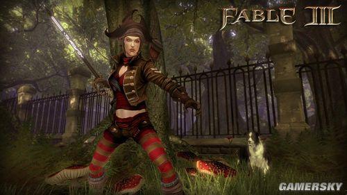 《神鬼寓言3》PC版最新精彩game截图公布
