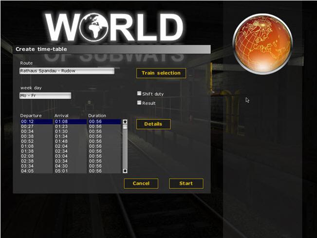 世界地铁第二辑:柏林截图1