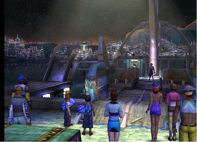 最终幻想10截图2