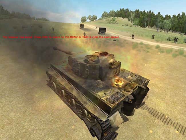 二战坦克:T-34对虎式截图2