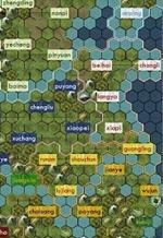 文明5世界地图之真实亚洲