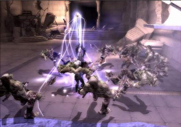 龙与地下城:恶魔之石截图1