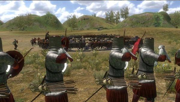 骑马与砍杀火与剑截图1