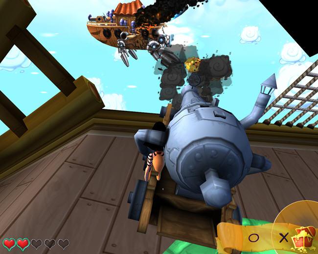 新地平线的海盗截图2