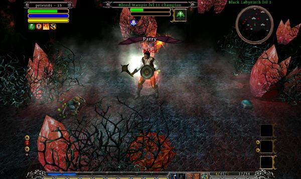 丁神的诅咒:恶魔战争截图0