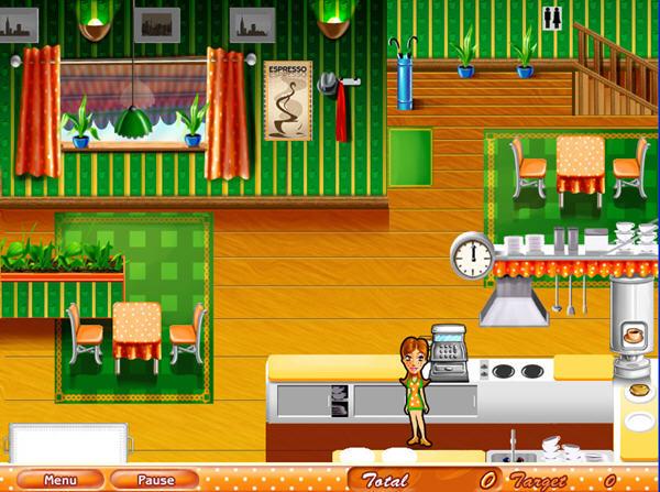 美女餐厅之绝世美味截图2