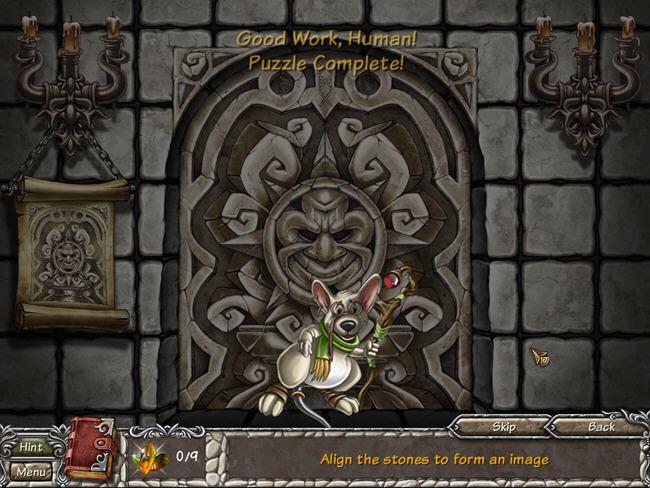 阿洛拉与破碎之门截图1
