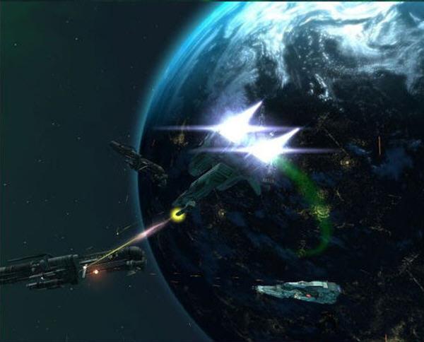 星际之狼3:内战截图1