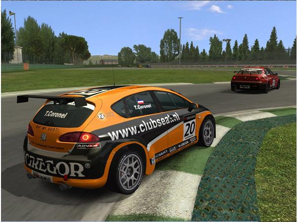 赛车07Retro扩展包截图0