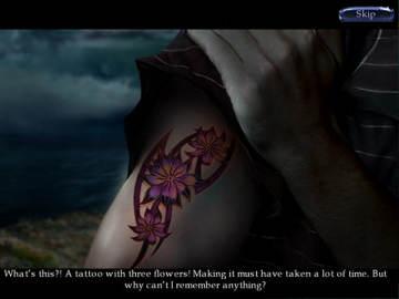 毛骨悚然之神秘纹身