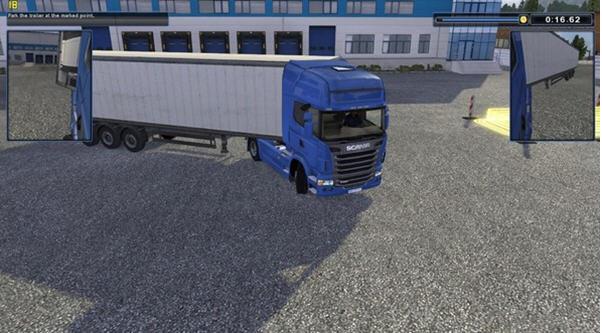 卡车技能大赛截图0
