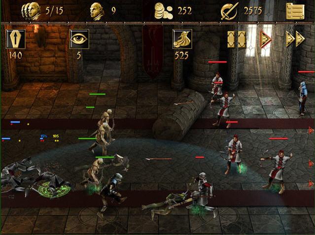 两个世界2:城堡防御截图1