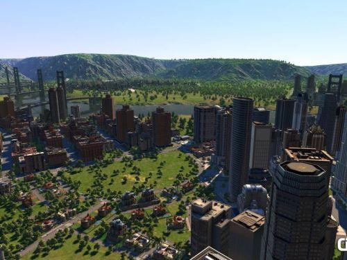 《特大城市2012》截图