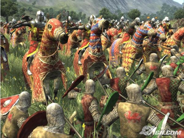 中世纪2:全面战争之王国截图1