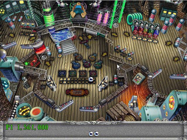 终极3D弹珠台:恐怖夜截图1