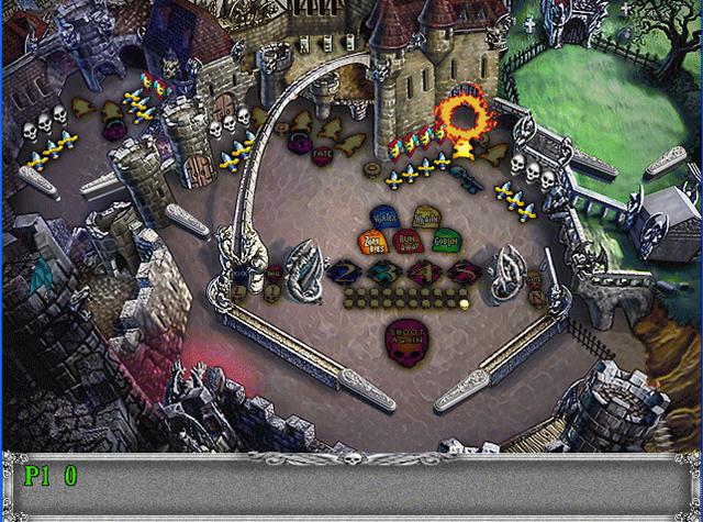 终极3D弹珠台:恐怖夜截图2