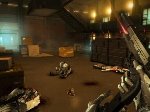 《杀出重围3》新图