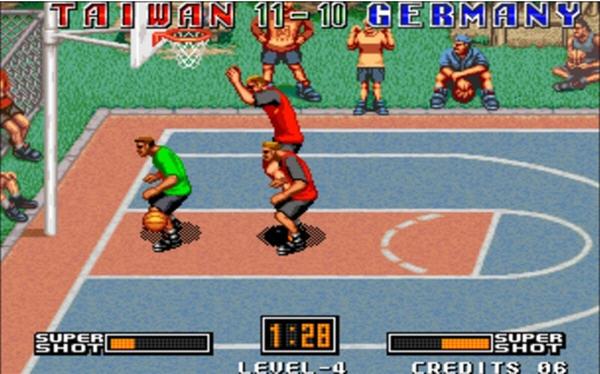 街头篮球单机版截图0